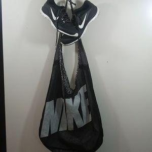 Nike reversible oversized gym bag